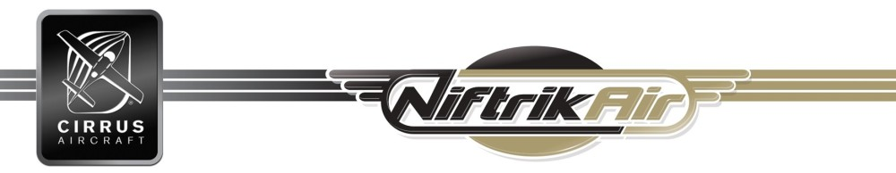 Niftrikair - Cirrus Platinum Partner / Cirrus Standardized Flight Instructor